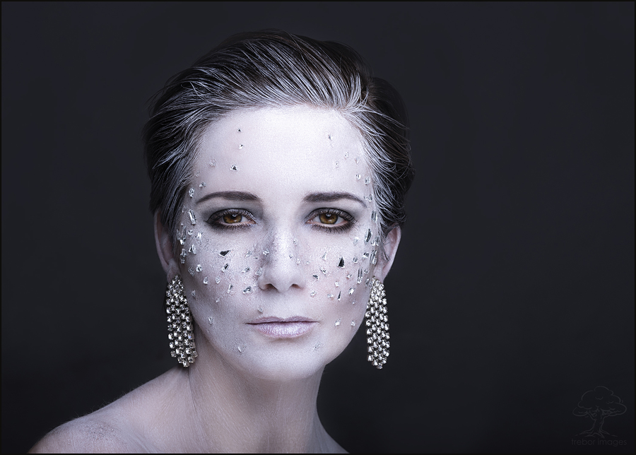 """""""Mirror mirror""""..... / Photography by trebor images, Model Stephanie Dubois, Post processing by trebor images, Stylist trebor images, Taken at Far Forest Studio, Designer trebor images / Uploaded 10th September 2019 @ 07:48 PM"""