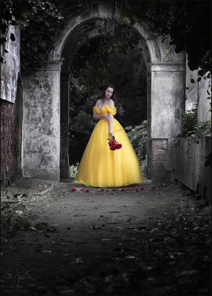 """""""lost love""""....... / Photography by trebor images, Model Velvet Fox, Post processing by trebor images / Uploaded 29th September 2019 @ 08:10 PM"""