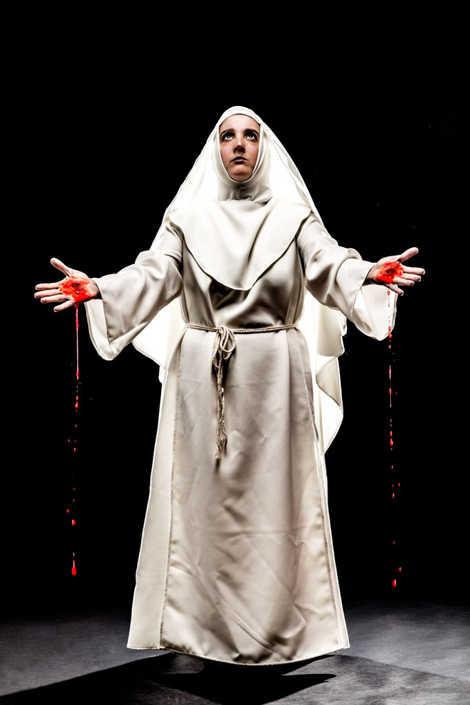 Agnes of God / Photography by Ian M Butterfield, Post processing by Ian M Butterfield, Taken at Ian's Studio / Uploaded 19th June 2013 @ 12:02 AM