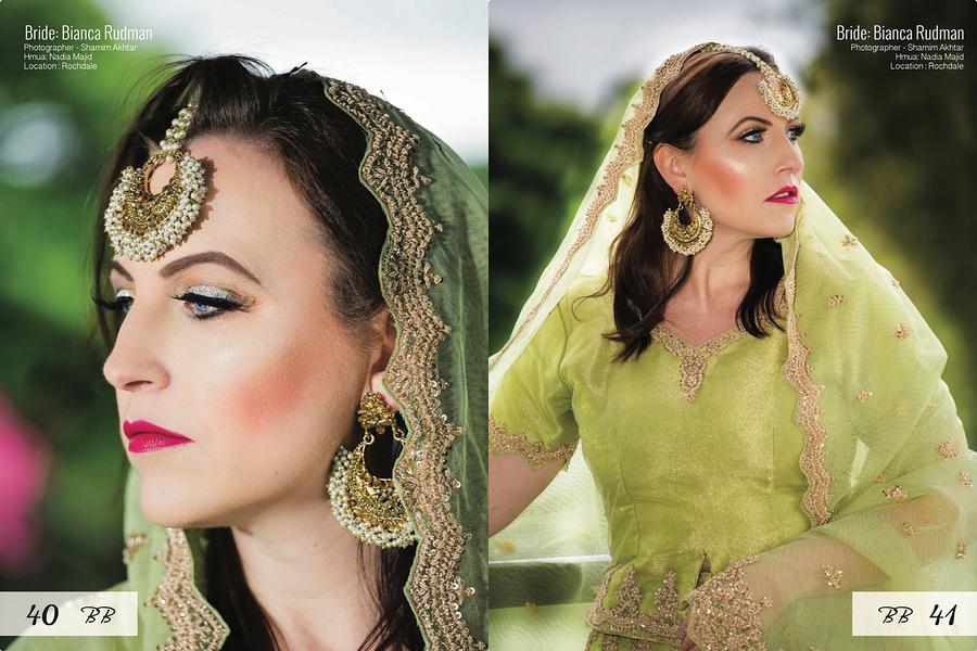 Bellissima Bride Mag - Vol 12 Publication / Model Bianca / Uploaded 25th October 2016 @ 01:19 PM