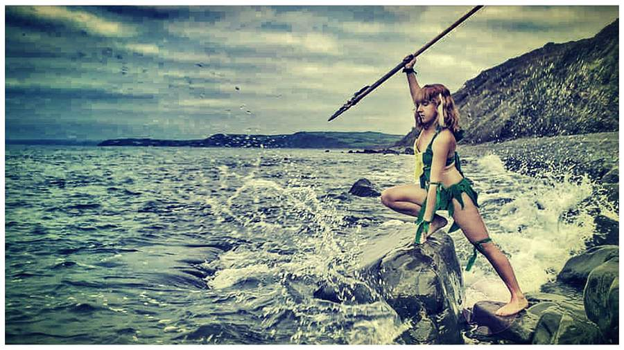 Savage land rogue / Photography by Troop69 photography and cosplay / Uploaded 29th October 2016 @ 09:26 PM