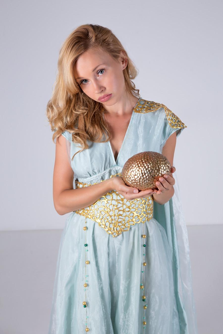 GOT the dress? / Photography by Stephen McHaffie, Stylist Bear MUA, Taken at Wolfe Cottage Studio, Designer Bear MUA / Uploaded 3rd August 2018 @ 07:14 AM