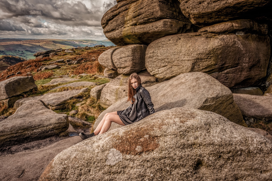 On The Rocks..... / Photography by TrevorR, Post processing by TrevorR, Taken at Michael Lau Photography / Uploaded 30th October 2016 @ 04:30 PM