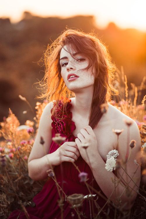 Summertime Madness / Model Grace-Elizabeth, Makeup by Grace-Elizabeth / Uploaded 27th September 2014 @ 07:21 PM