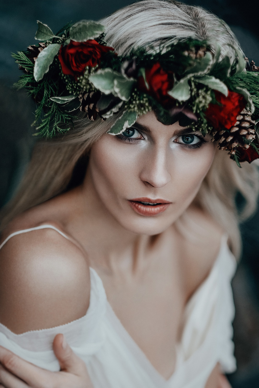 Winters Bride / Photography by Marcus Hodges, Model RoxySkrabka, Post processing by Marcus Hodges / Uploaded 3rd August 2018 @ 02:56 PM