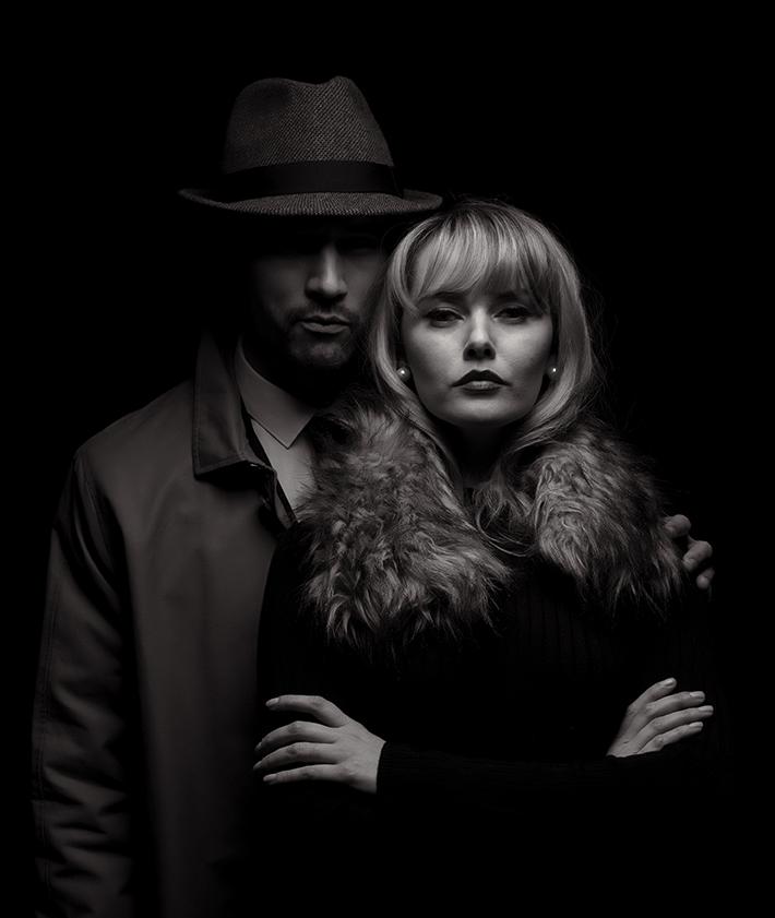 Film Noir / Photography by Mark Lowen / Uploaded 21st November 2019 @ 05:44 AM