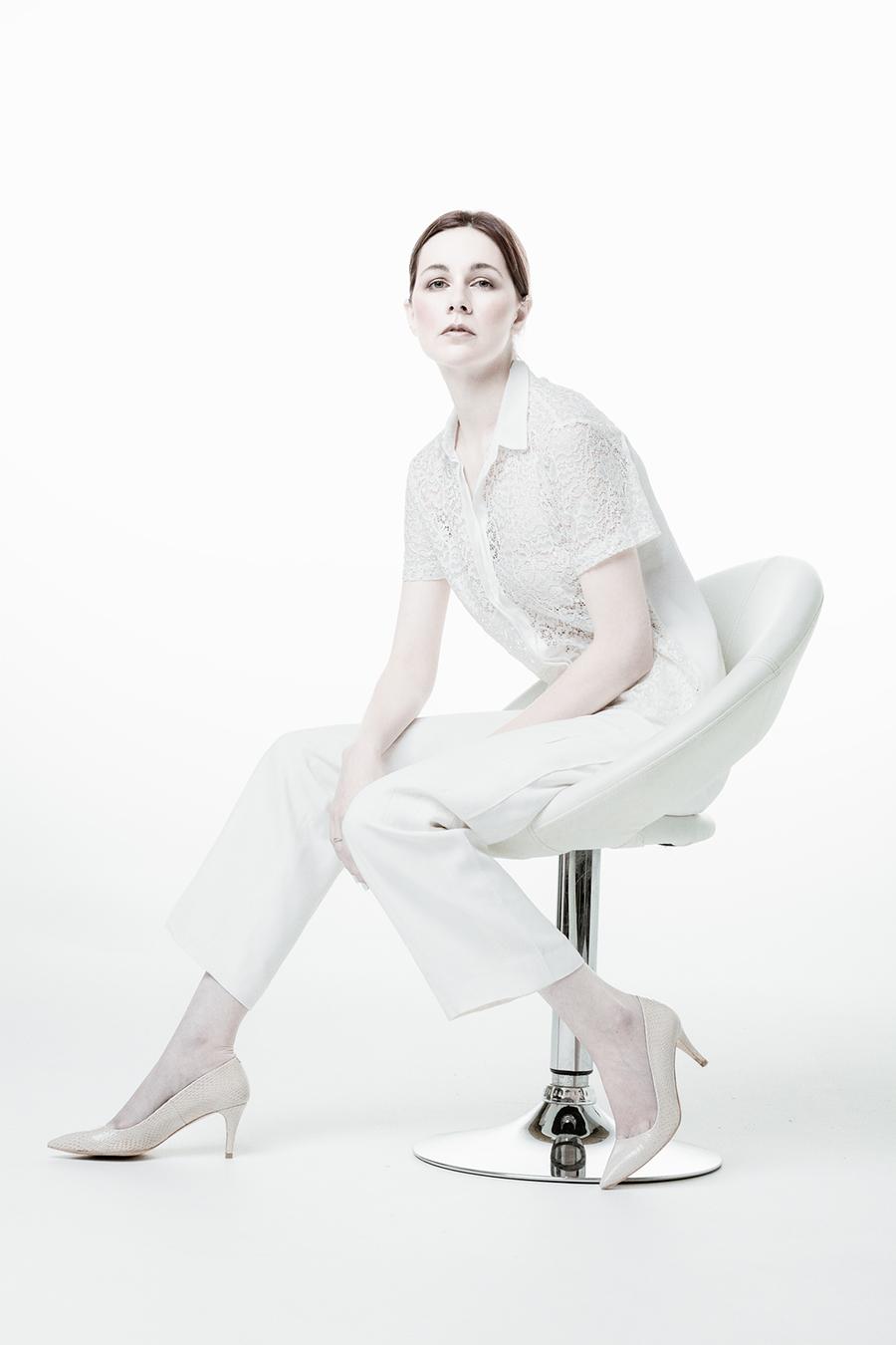 White / Photography by Grewy, Model Atalanta, Post processing by Grewy, Stylist Atalanta, Taken at AURA Studio / Uploaded 16th September 2019 @ 12:39 PM