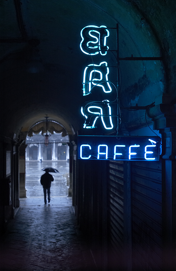 Venice - Caffe / Photography by Lorentz Gullachsen / Uploaded 15th August 2014 @ 05:42 PM