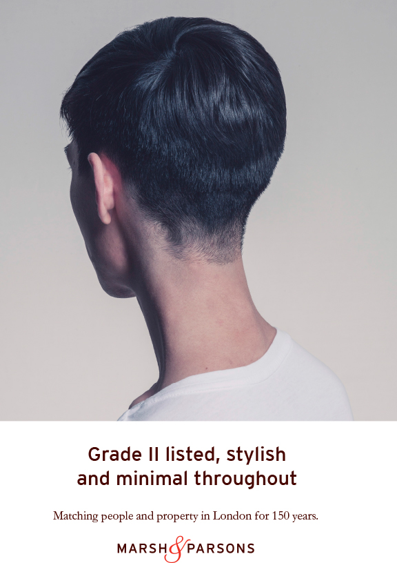 Advertising Campaign for Marsh & Parsons / Photography by Lorentz Gullachsen / Uploaded 12th February 2015 @ 06:45 PM