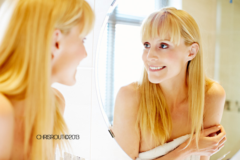 Clean / Model Joceline Brooke-Hamilton / Uploaded 2nd September 2013 @ 03:48 PM