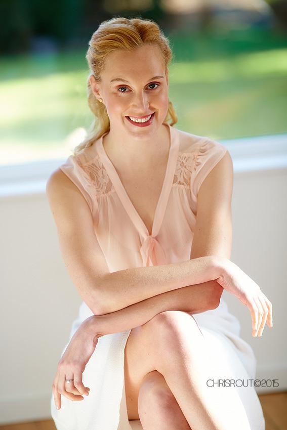 Spring's Promise / Model Joceline Brooke-Hamilton / Uploaded 29th March 2015 @ 03:53 PM