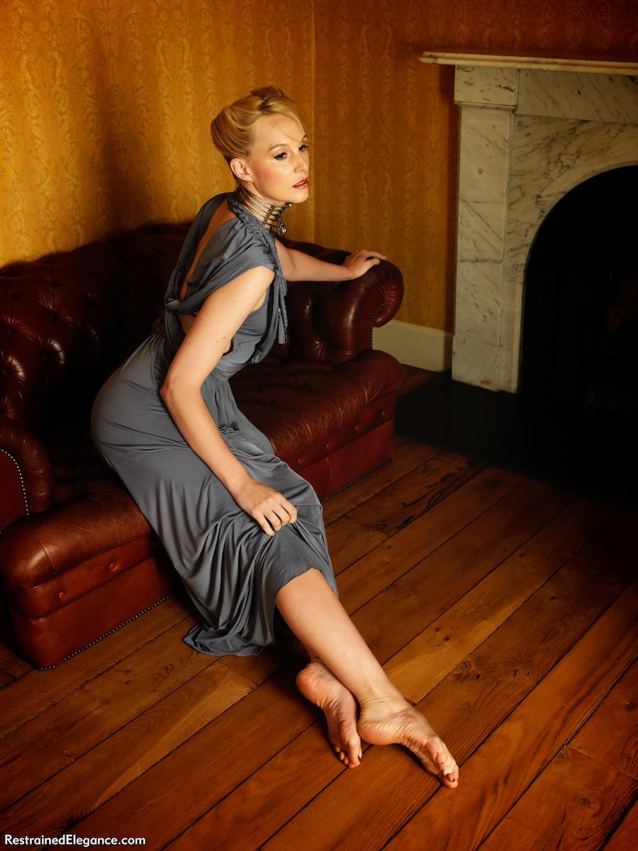 Photography by Hywel Phillips, Model Joceline Brooke-Hamilton, Designer Falcieri Designs / Uploaded 26th September 2014 @ 02:56 PM