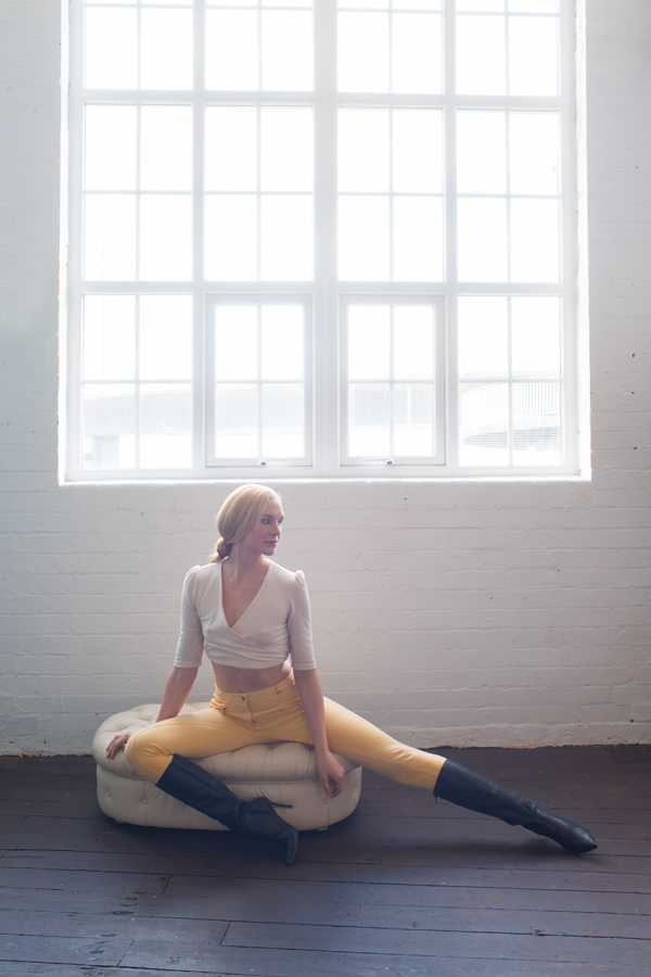 Canary Jodhpurs / Photography by JohnDuder, Model Joceline Brooke-Hamilton, Taken at SS Creative Photography / Uploaded 9th July 2016 @ 07:51 PM