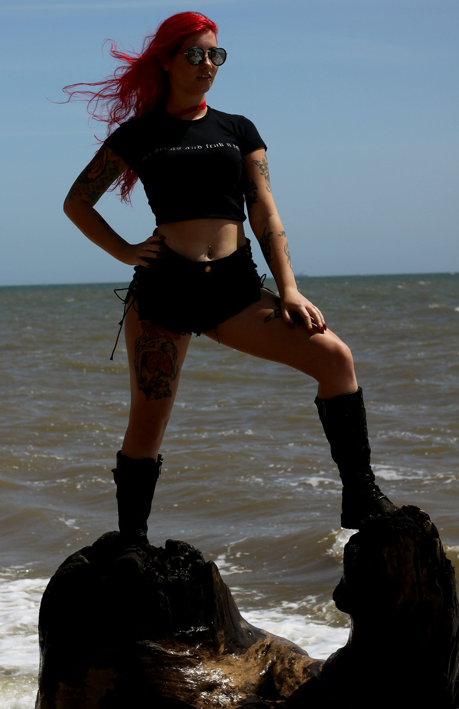 Let Battle Commence / Photography by Fenland Photographic, Model Patty Cakes / Uploaded 25th June 2020 @ 10:44 AM