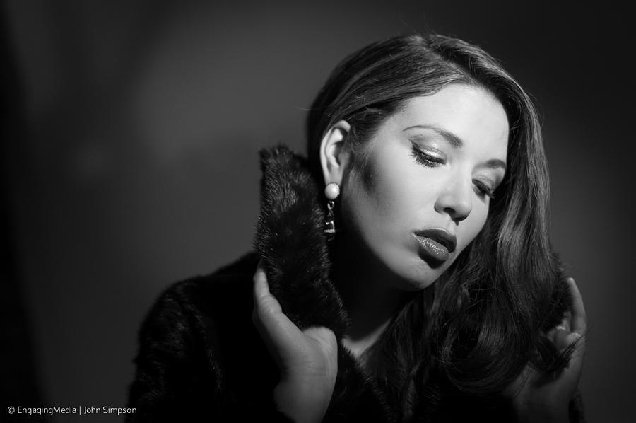 Photography by John Simpson, Model Vicky Burns, Taken at Spitfire Studio Swindon / Uploaded 6th October 2014 @ 08:35 AM