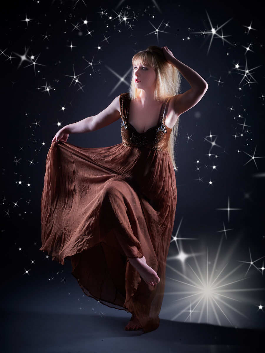 'We are children of the stars and there is stardust in our hearts ...' / Photography by John Simpson, Model Miss Rosie Lea, Post processing by John Simpson, Stylist Miss Rosie Lea, Taken at Far Forest Studio / Uploaded 24th November 2018 @ 06:09 PM
