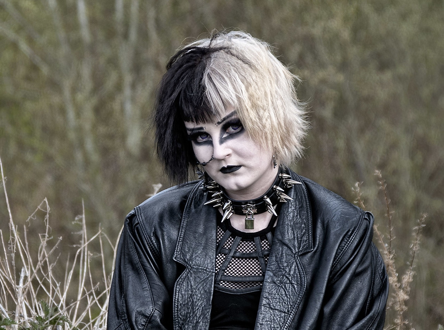 Goth / Photography by NikGuy 📷, Model GothSothoth / Uploaded 15th April 2019 @ 04:28 PM