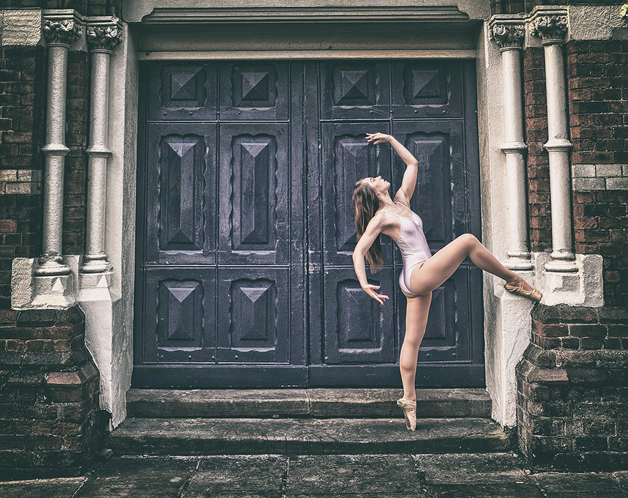 Dancing in the streets / Photography by NikGuy 📷, Model Maria Jazmin / Uploaded 14th November 2020 @ 05:11 PM