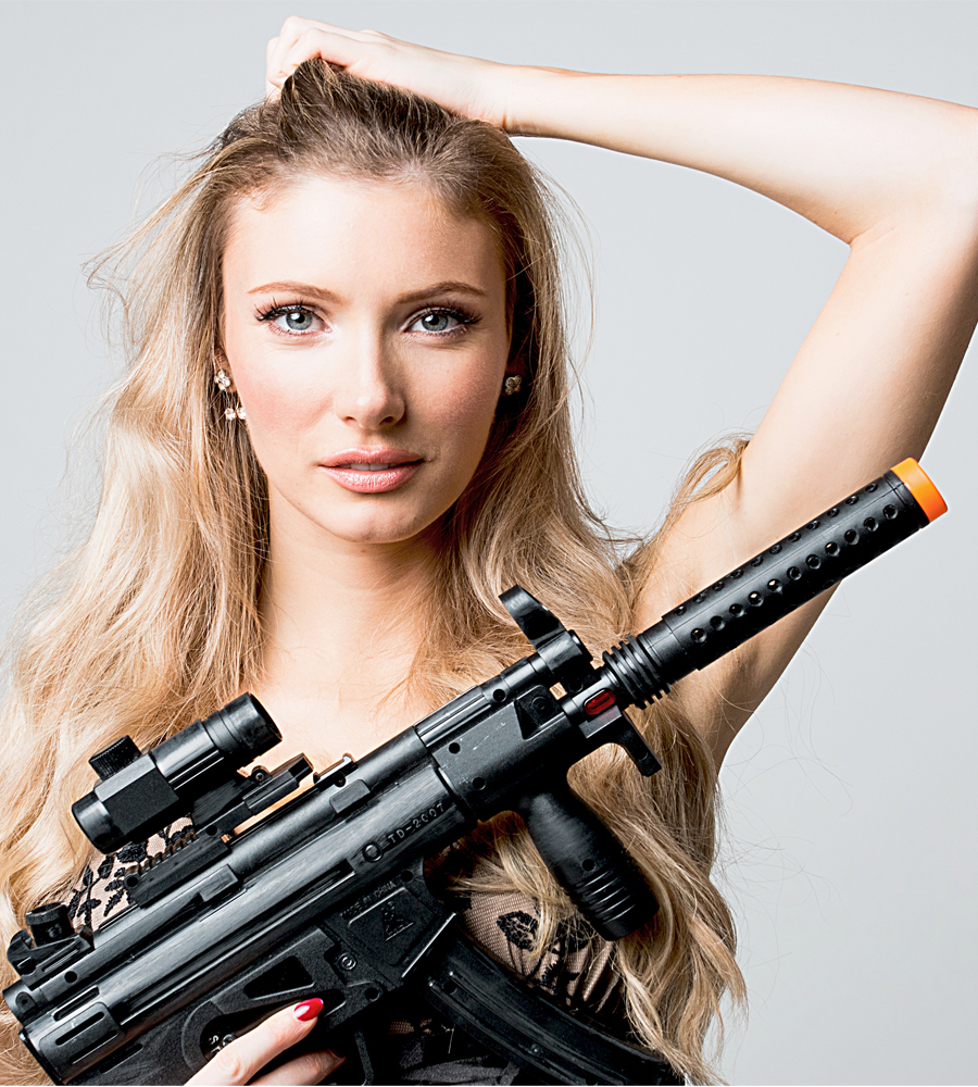 Gun Beauty / Photography by Anton100 📷 / Uploaded 28th January 2016 @ 01:02 PM