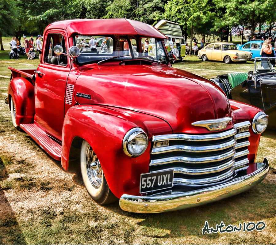 Chevy Truck / Photography by Anton100 📷 / Uploaded 1st July 2018 @ 05:19 PM