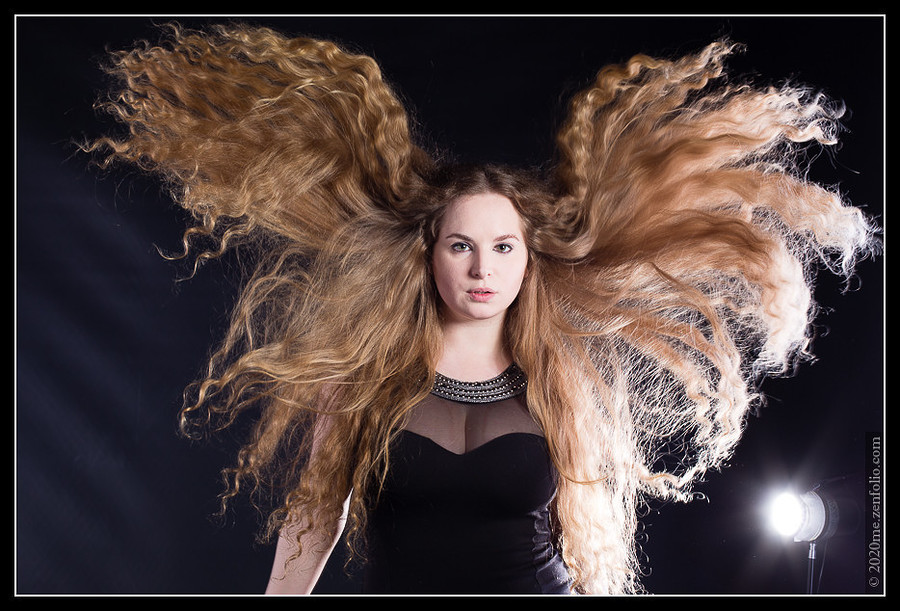 Good hair day / Photography by 2020 / Uploaded 1st February 2017 @ 11:19 PM
