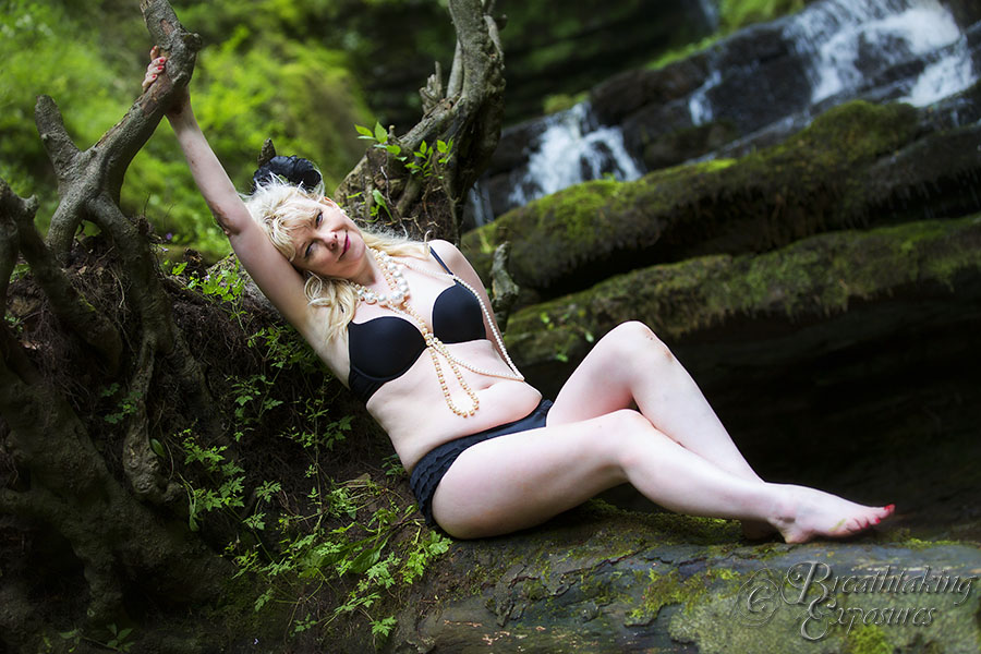 Lounging Forest Nymph / Photography by Breathtaking Exposures / Uploaded 21st August 2013 @ 07:01 PM
