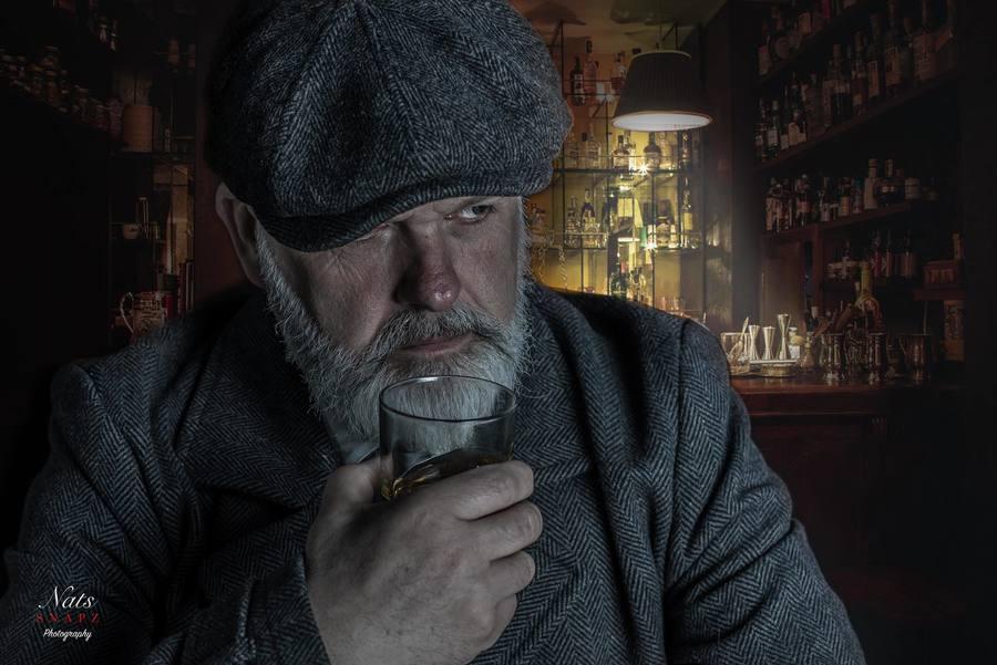 Peaky Whisky  / Model Mr.G / Uploaded 11th July 2019 @ 03:02 PM