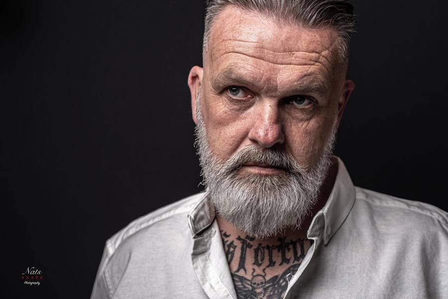 Beard & Ink  / Model Mr.G / Uploaded 11th July 2019 @ 03:02 PM