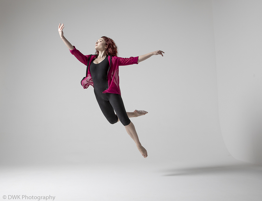 In Mid Air / Photography by DWK Photography, Post processing by DWK Photography, Taken at AURA Studio, Assisted by Simon Carter / Uploaded 28th February 2019 @ 11:35 AM