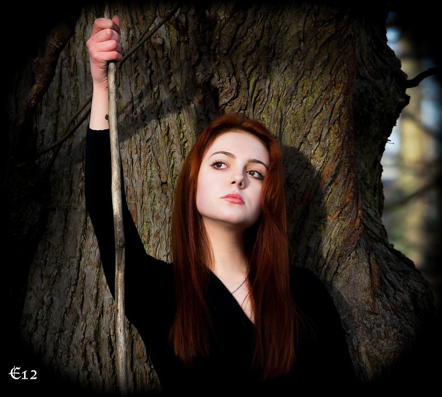Amazon Power / Photography by E12, Model Rosedame / Uploaded 18th January 2021 @ 03:41 PM