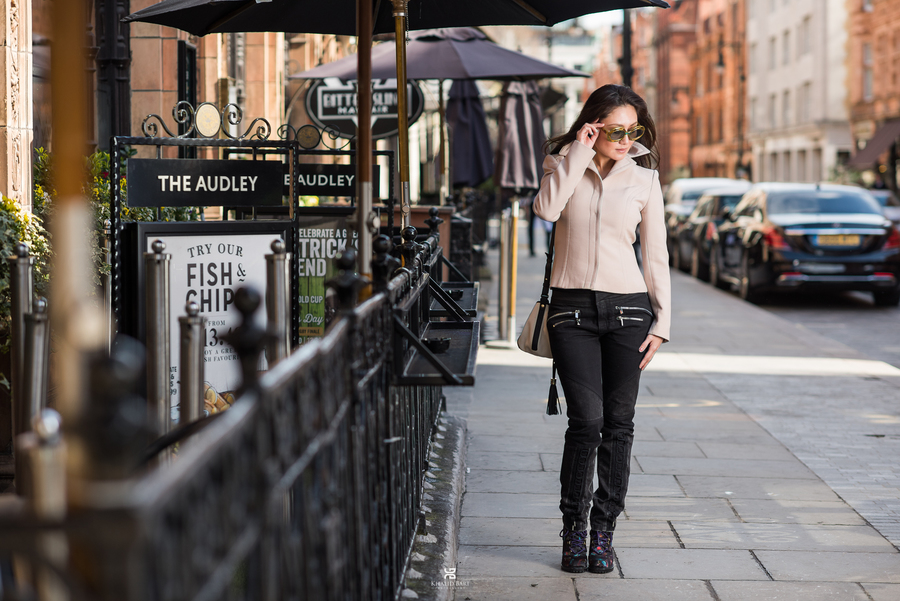 Street fashion portrait / Photography by lutonphotographer / Uploaded 17th March 2018 @ 10:34 AM