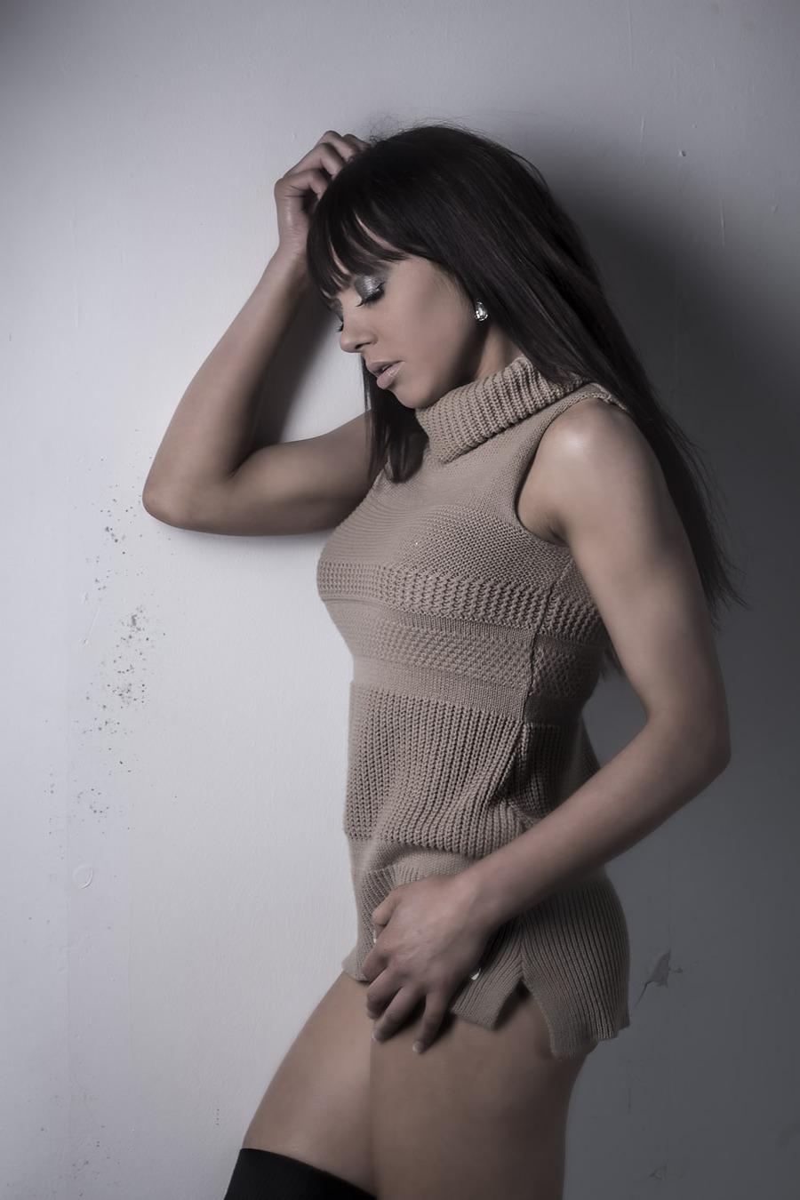 Deep In Thought / Photography by John Baikie, Model Jen_981, Makeup by Jen_981, Hair styling by Jen_981 / Uploaded 24th February 2016 @ 05:15 PM