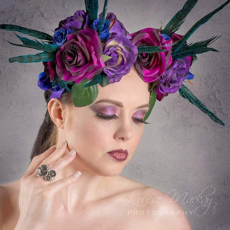 Purple vibes... / Model Jen_981 / Uploaded 13th April 2019 @ 09:45 PM