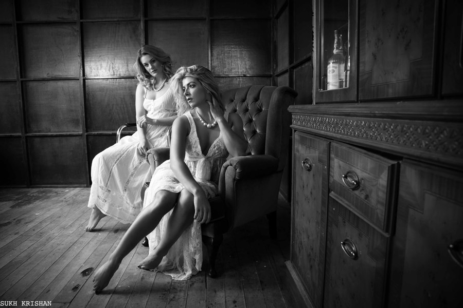 Photography by S.K, Models Artemis Fauna, Models Tillie Feather / Uploaded 26th October 2016 @ 02:43 PM