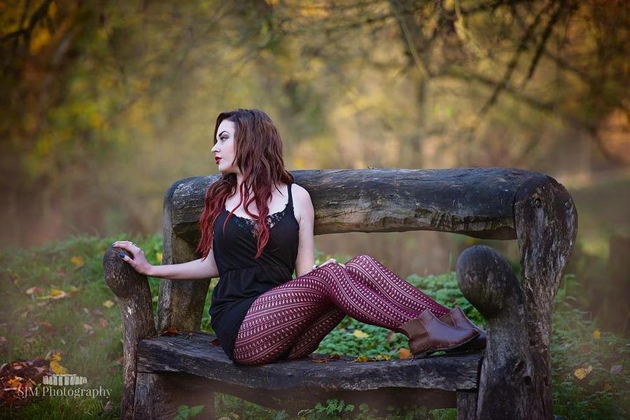 Forest magic / Photography by Simon Morton, Model Nikita Caslida / Uploaded 1st November 2015 @ 04:21 PM