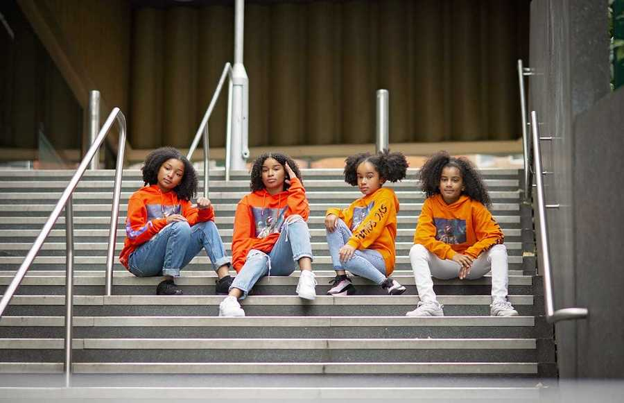 Girl Gang / Photography by cparsons, Stylist Genius Lifestyle/ NGenius LTD, Hair styling by Genius Lifestyle/ NGenius LTD, Designer Genius Lifestyle/ NGenius LTD / Uploaded 18th October 2020 @ 09:42 PM