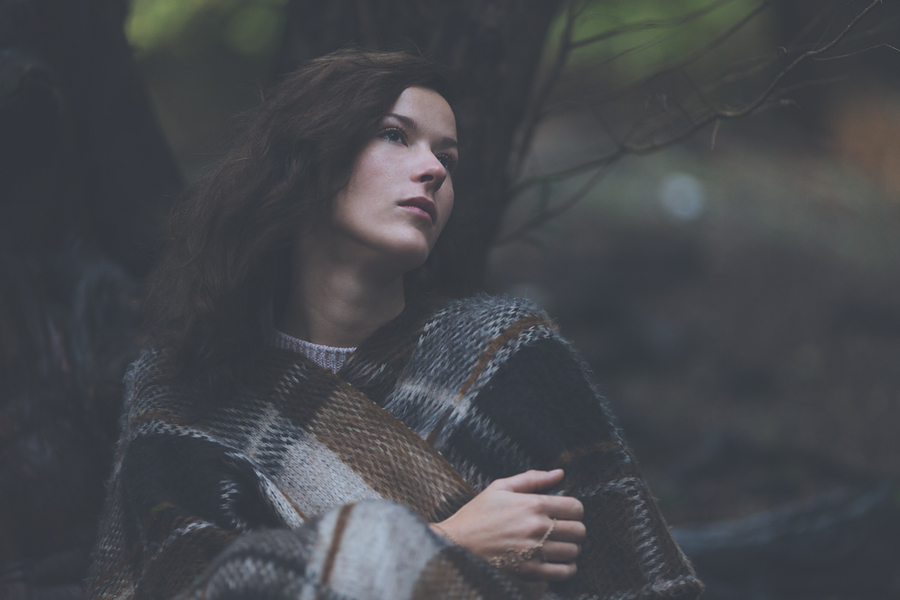 Autumn / Photography by DerelictHeart, Model Alicia-Fae / Uploaded 5th November 2015 @ 05:49 PM