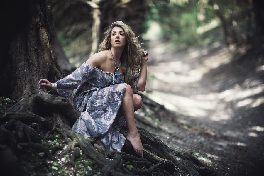 Tillie / Photography by DerelictHeart, Model Tillie Feather / Uploaded 3rd April 2017 @ 04:46 PM