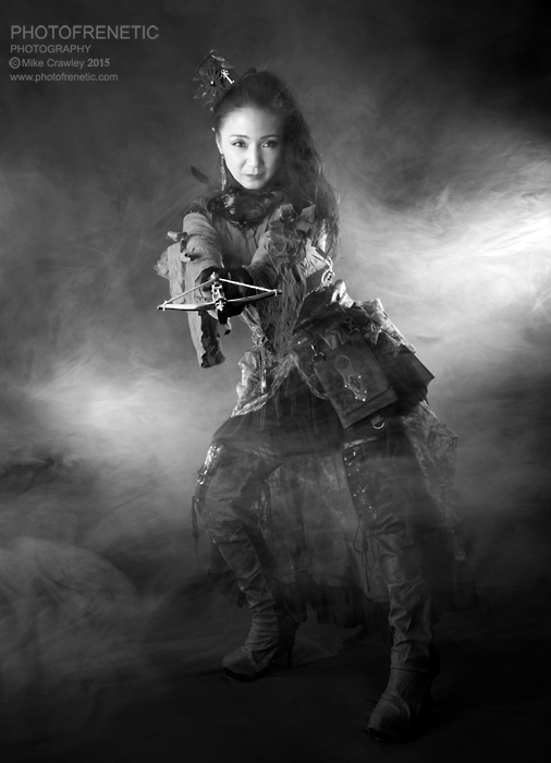 Aya - Steam Punk Shoot
