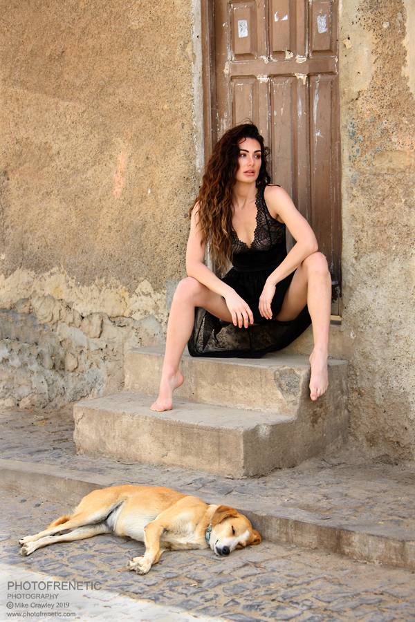 Let Sleeping Dogs Lie / Photography by Photofrenetic, Model tanya modele, Post processing by Photofrenetic / Uploaded 7th March 2019 @ 01:48 AM