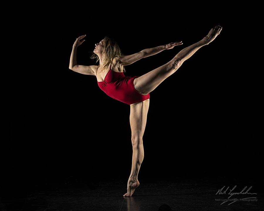 Alexa Arabesque / Photography by Neil Lynchehaun Photography, Model Alexa Hilton, Tutored by Andrew Appleton, Assisted by Andrew Appleton / Uploaded 13th January 2019 @ 06:45 PM