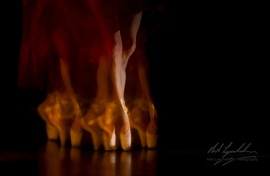 Blurry Feet / Photography by Neil Lynchehaun Photography, Model Alexa Hilton, Tutored by Andrew Appleton, Assisted by Andrew Appleton / Uploaded 13th January 2019 @ 06:47 PM