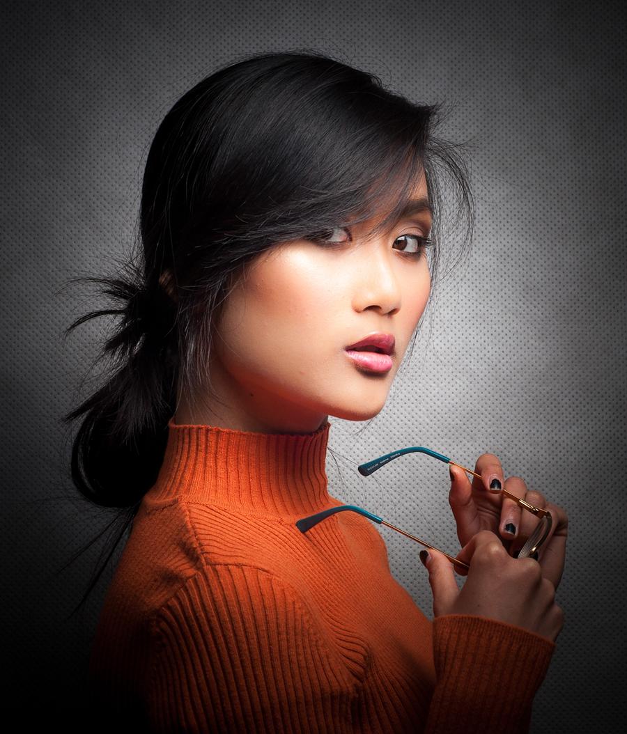 Photography by Wally, Model Yani Nazareno, Makeup by Yani Nazareno, Post processing by Wally, Taken at Wally, Hair styling by Yani Nazareno / Uploaded 19th March 2016 @ 12:03 PM