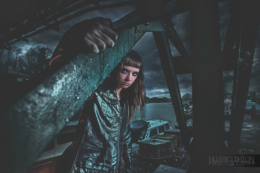 Yesterday was a million years ago / Photography by 3RDi, Model Olga Koles / Uploaded 11th May 2016 @ 12:05 PM