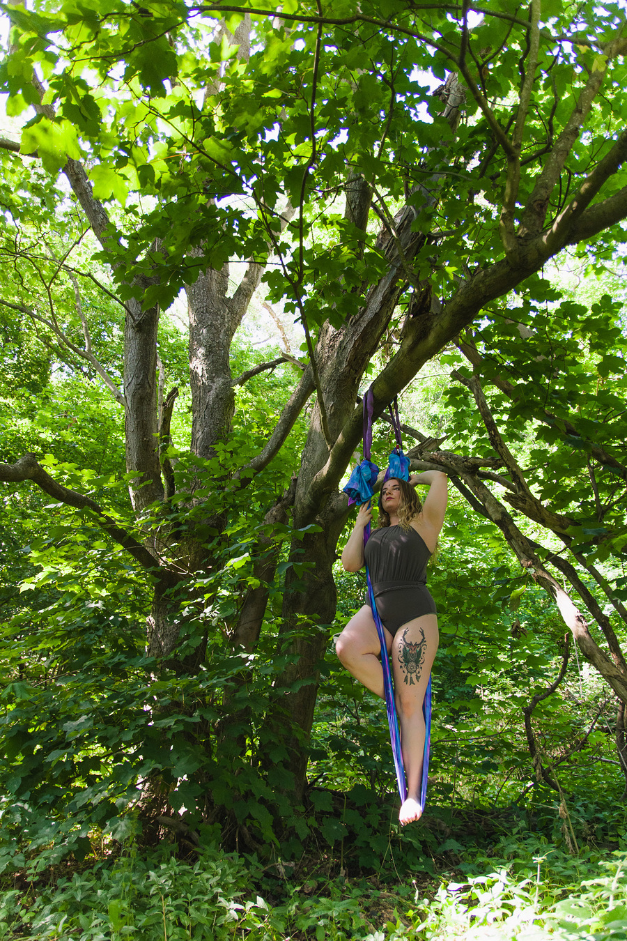 Woodland Nymph / Model Megsy Vicious / Uploaded 12th July 2017 @ 06:22 PM