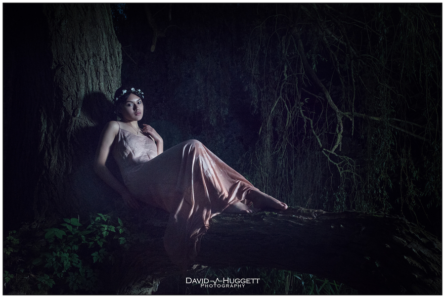 Night Pixie / Photography by David Huggett, Model SafiaPixie, Post processing by David Huggett / Uploaded 19th August 2016 @ 02:09 PM