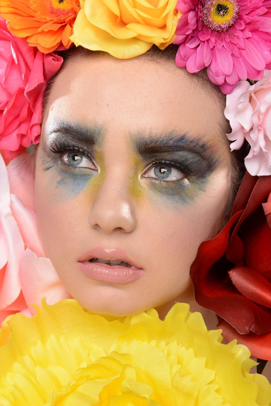 Flowers / Model HannahMG, Stylist HannahMG / Uploaded 8th November 2015 @ 04:03 PM