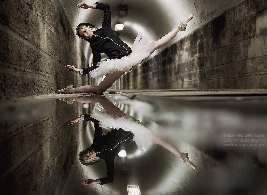 Urban Ballet / Model Fanny / Uploaded 4th August 2017 @ 08:22 AM