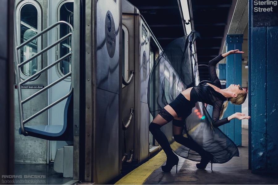 Brooklyn Matrix / Model Fanny / Uploaded 4th October 2017 @ 08:28 AM