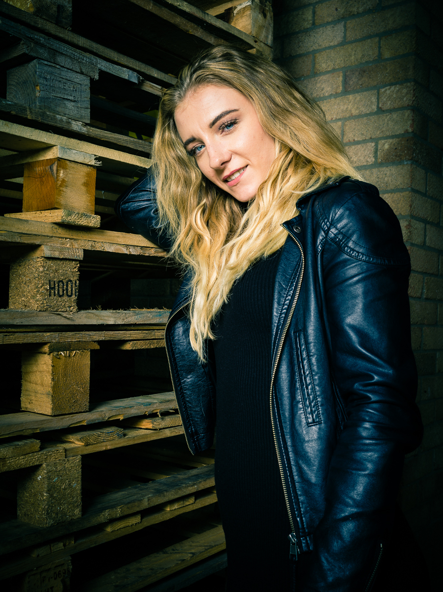 Pallets 2 / Photography by Wibber, Model Laura-S / Uploaded 31st October 2016 @ 08:51 AM